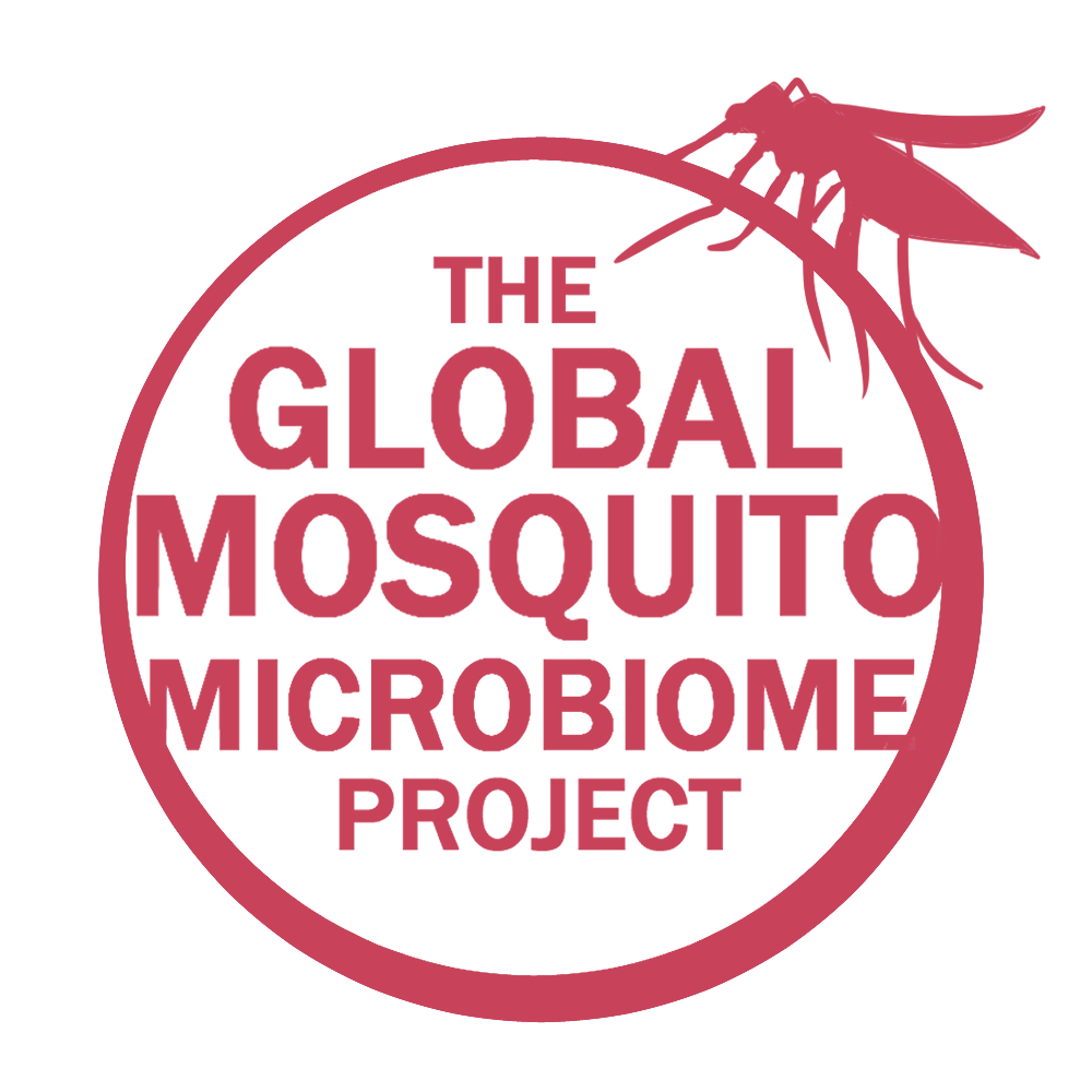 The Global Mosquito Microbiome Logo - link to project page